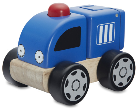 Wonderworld Baby Police Car