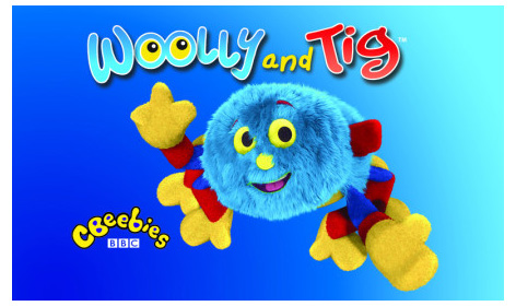 Woolley and Tig advert