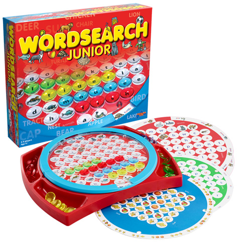 Wordsearch Junior Packaging
