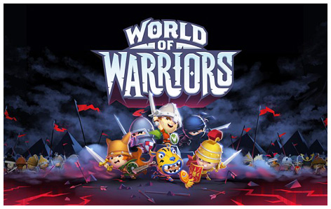 World of Warriers teaser image
