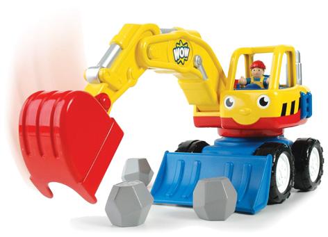 Wow Toys - Dexter Digger