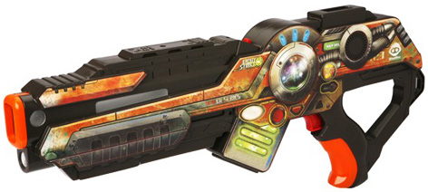 WowWee Light Strike Gun