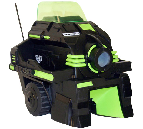 The Zibits 2.0 ZX-34 RC Vehicle