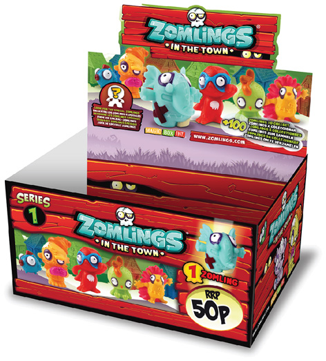 Zomlings Packaging