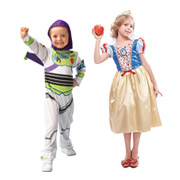 Boys and Girls Dressing Up Costumes