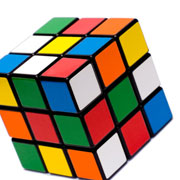 Rubik's Cube - The Classic Retro Toy Game