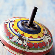 An Antique Spinning Top