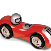 Vilac Streamlined Toy Race Car