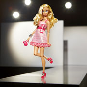 A Barbie Fashionistas Doll