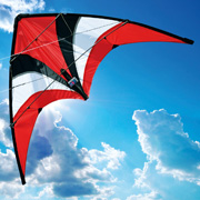 A Brookite Kite