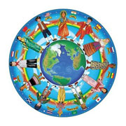Multicultural Children of the World Puzzle from Melissa & Doug