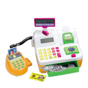 Chip 'n' Pin Till with Credit Card Scanner from Casdon