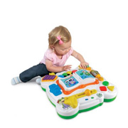 An Activity Musical Table from LeapFrog