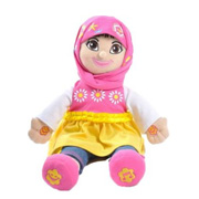 A Talking Muslim Doll called Aamina