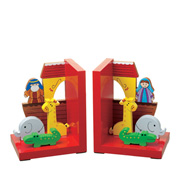 Noah's Ark Bookends from Orange Tree Toys