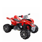 A 12v Electric Quad Bike from Triang