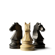 Chess Pieces - The World's Most Famous Stategy Game