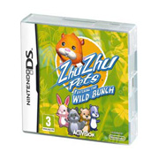 The Zhu Zhu Pets Video Games for Nintendo DS