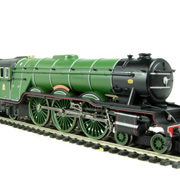 A Flying Scotsman Toy Model