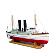 Lackawanna Tugboat Model Kit