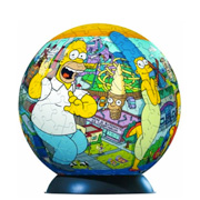 The Simpsons Puzzleball from Ravensburger