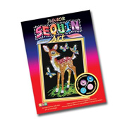 Sequin Art Kit from KSG