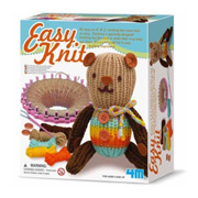 Easy Knit Bear by Great Gizmos
