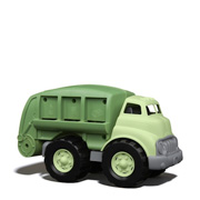 A Recycling Toy Truck from Green Toys