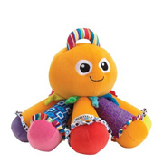 A Popular Baby Toy Octopus from Lamaze