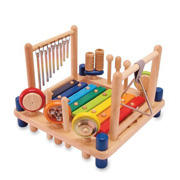 A Toddler's Musical Activity Centre from Marbel