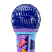 A Zingzillas Toy Microphone