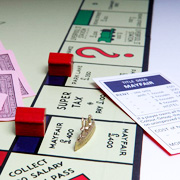 Monopoly - The Classic Board Games for Children and Families