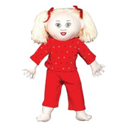 A Down's Syndrome Doll
