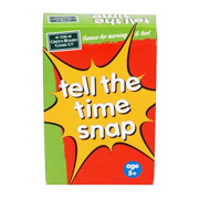 Tell The Time Snap - A Game To Teach Children How To Tell The Time
