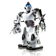 The Radio Controlled Robosapien v2 Robot