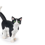 A Toy Figure Cat from Papo