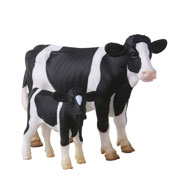 The Archetypal Farm Animal - A Toy Figure Cow from Schleich