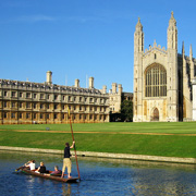 Kings College in Cambridgeshire