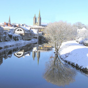 Omagh in County Tyrone