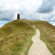 Glastonbury Tor in Somerset