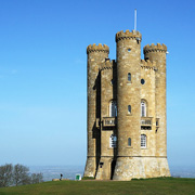 Broadway Tower in Worcestershire
