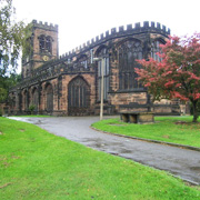 St. Helen Witton Church in Northwich