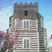 St Clement's Church in West Thurrock