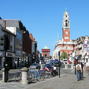 Colchester town centre