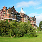 The Majestic Hotel in Harrogate