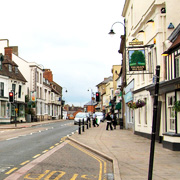 Watling Street in Towcester