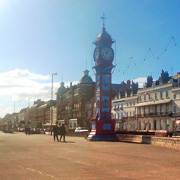 Weymouth sea front