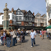The Buttermarket in Canterbury