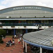 Burnley Market Hall
