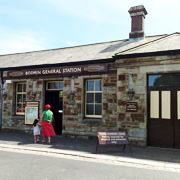 Bodmin General Railway Station